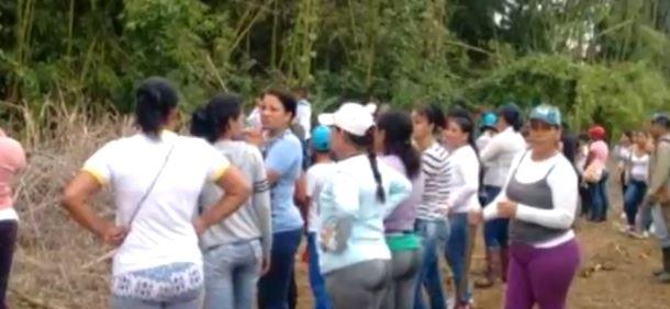 Capturada jóven implicada en feminicidio de dos niñas desaparecidas en Corinto