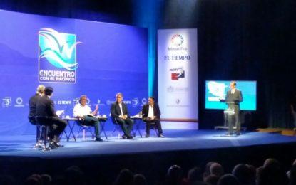Temas de salud, infraestructura y proceso de paz, en debate presidencial del Pacífico