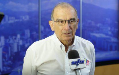 Candidato presidencial Humberto de la Calle habló de sus propuestas de seguridad