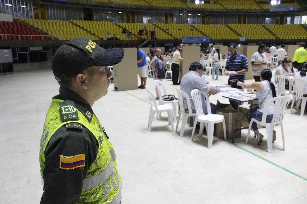 Autoridades evalúan medidas de seguridad para segunda vuelta presidencial