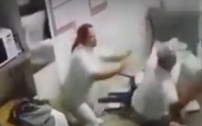 Capturado hombre por agredir con cuchillo a su expareja en carnicería de Palmira