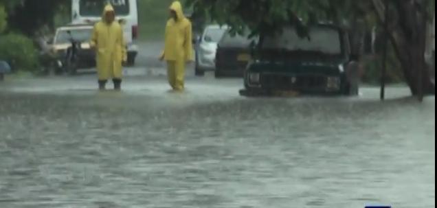 Intensas precipitaciones ocasionaron daños en varios puentes de los municipios del Valle