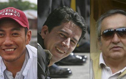Cuerpos hallados en Tumaco pertenecen a los tres periodistas ecuatorianos: Fiscalía