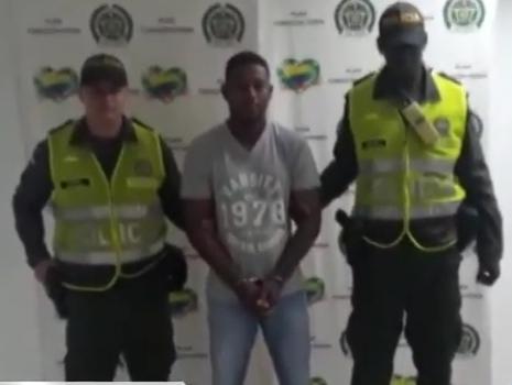 Capturado presunto almacenista de armas del ELN en Buenaventura