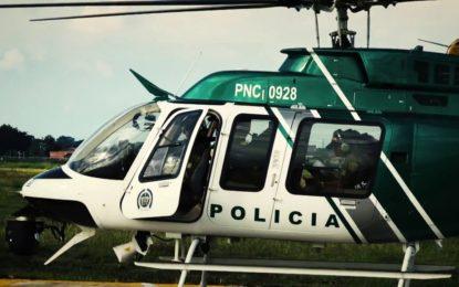 ¿Qué pasó con el helicóptero Bell 407 de Cali?
