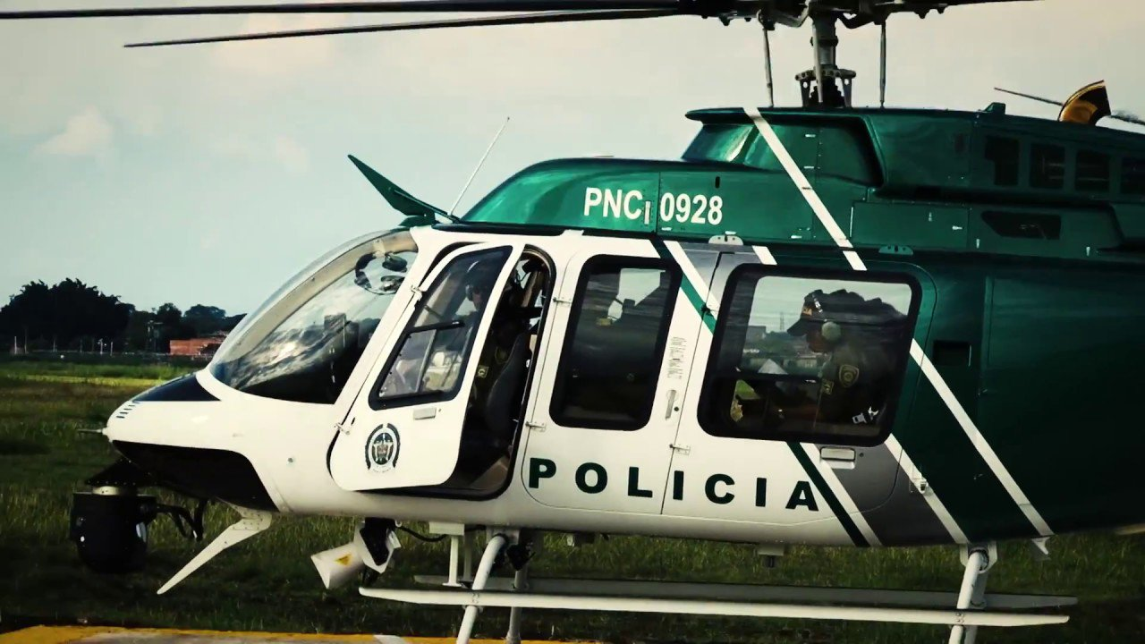 En su primer año de operación, El Halcón de la policía ha atendido más de 2 mil casos