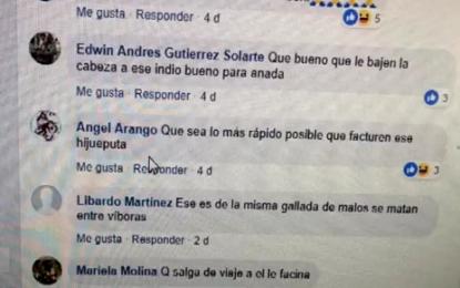Continúan amenazas de muerte contra el alcalde de Palmira Jairo Ortega