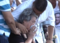 Familiares de víctimas fatales en Ecuador les dieron el último adiós