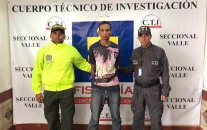 Capturado sujeto que, presuntamente abusó sexualmente de cuatro mujeres en Guacarí