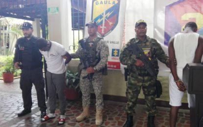 Alias «moco» y «caliche», vendían sus víctimas a grupos residuales de las Farc en el norte del Cauca