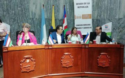 Habitantes del humedal El cortijo, Jarillón y Farallones buscan soluciones ante comisión de derechos