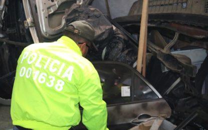 Continúan operativos de control a ventas de autopartes en el centro de Cali