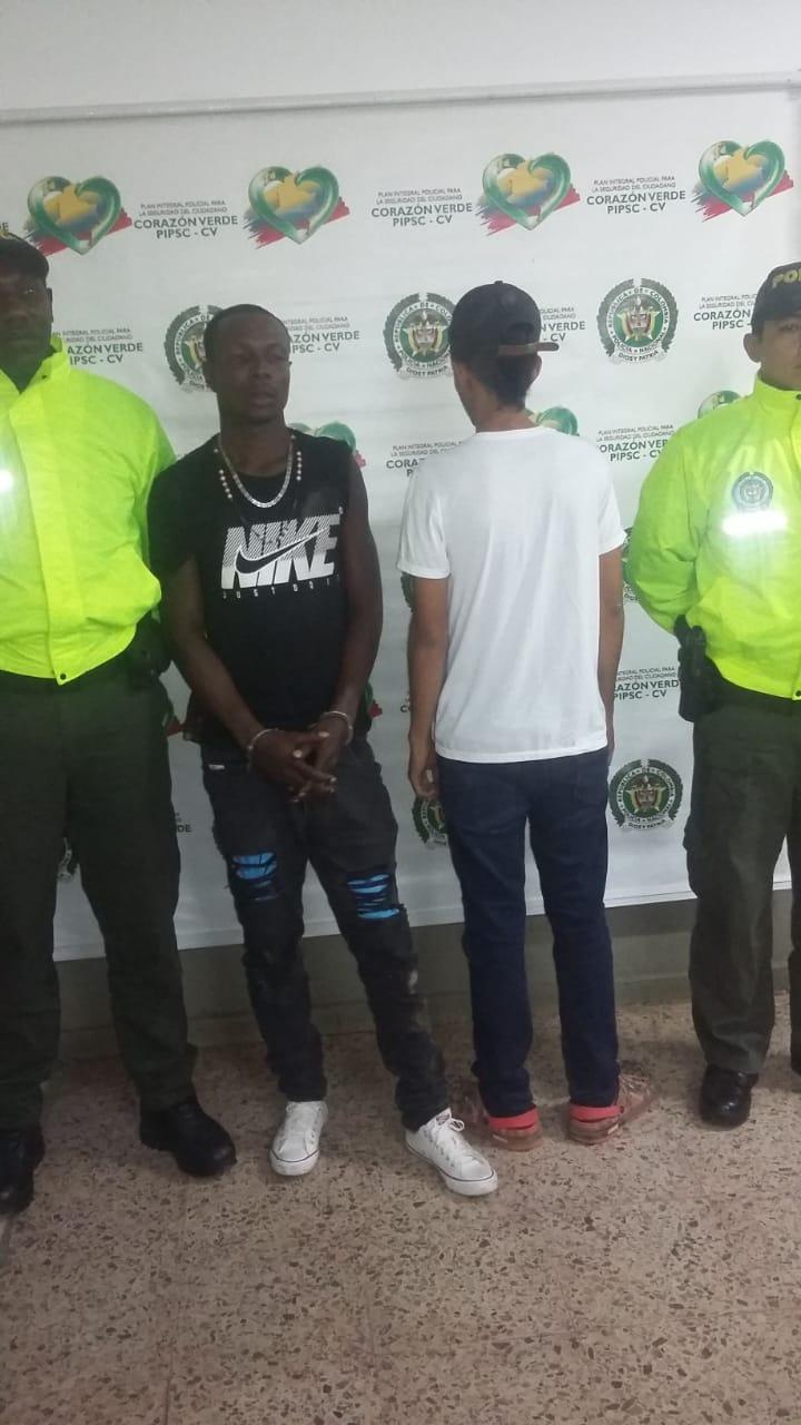 Capturados presuntos responsables del homicidio de Dragoneante del Inpec en Jamundí