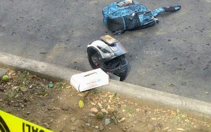 Motociclista murió tras ser arrollada por un bus del MIO