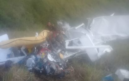 Identifican al piloto que murió durante siniestro de una avioneta en una vereda de Yotoco