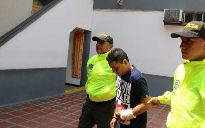 Capturan a presunto homicida de guardas de seguridad de Brinks en Cali