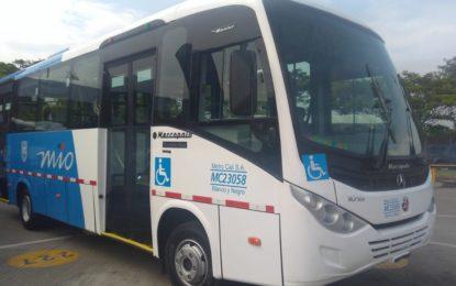 En 6 meses llegan a Cali 26 nuevos buses eléctricos para el sistema masivo
