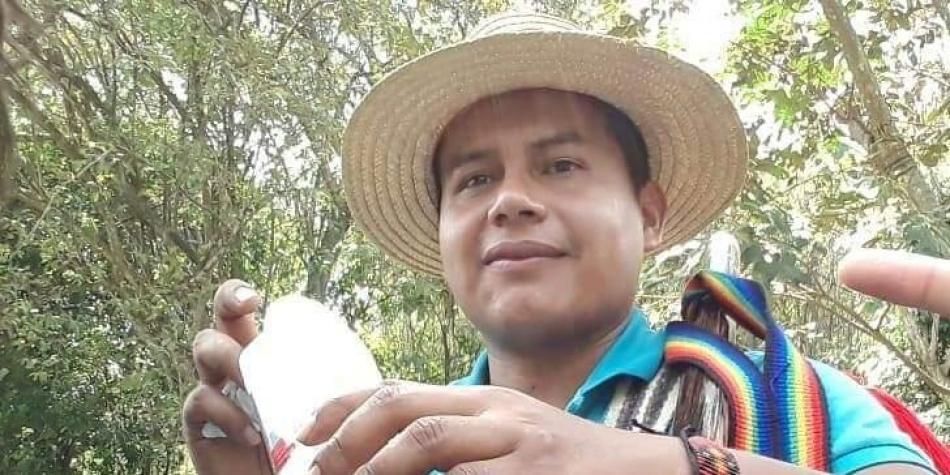 Fiscalía asumió investigación de los crimenes de gobernador indígena y líder campesino en Cauca
