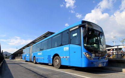 Unimetro se suma al plan de salvamento del MIO, con el ingreso de 35 buses nuevos