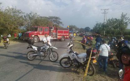 El Valle del Cauca lidera lista de accidentes de tránsito a nivel nacional