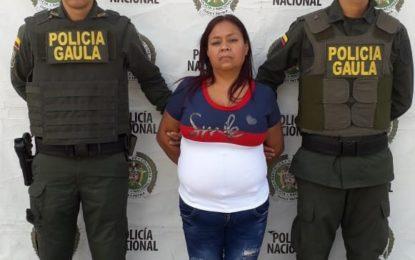 Ésta mujer entregó su casa como pago por un crimen y luego denunció una supuesta extorsión en Tuluá