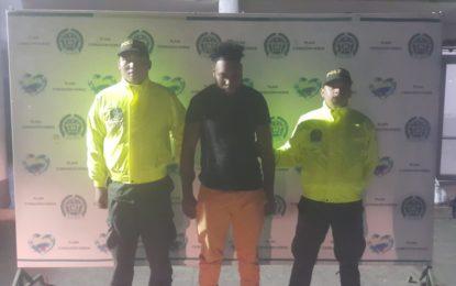 A la cárcel hombre señalado de atacar con arma de fuego a policías en Suárez -Cauca