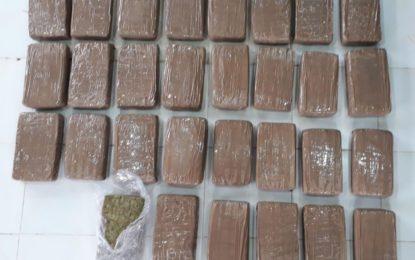 En Cauca fue incautada la primera tonelada y media de marihuana del año