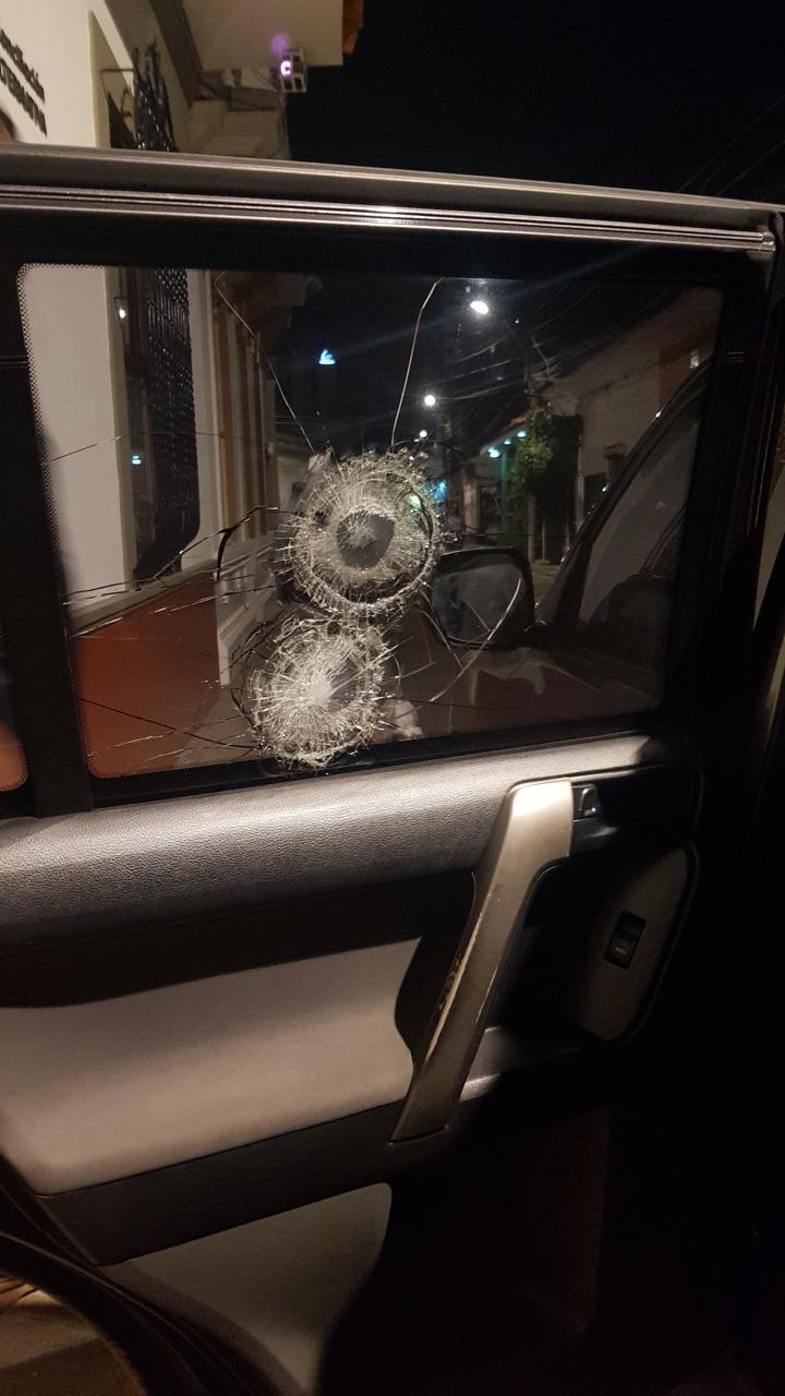 Lideresa, víctima de atentado pide que se investigue el caso
