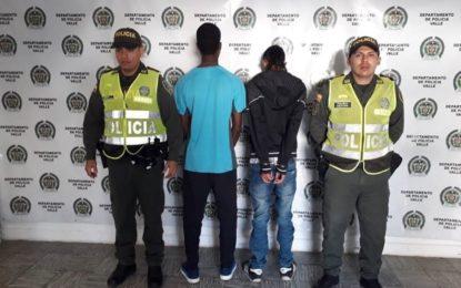 Cárcel para dos hombres, presuntos autores del crimen de un adulto y un menor en La Unión