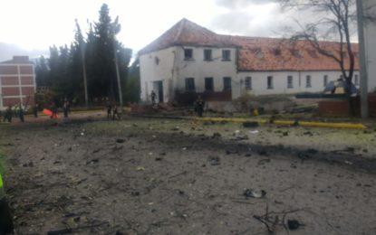 21 muertos y 68 heridos deja atentado en Escuela General Santander Bogotá