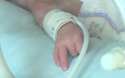Menor de 13 meses falleció tras sufrir quemaduras en la cocina de su casa en La Cumbre