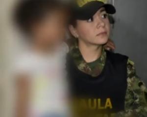 En Cali rescatan a una niña Venezolana que estaba reportada como desaparecida