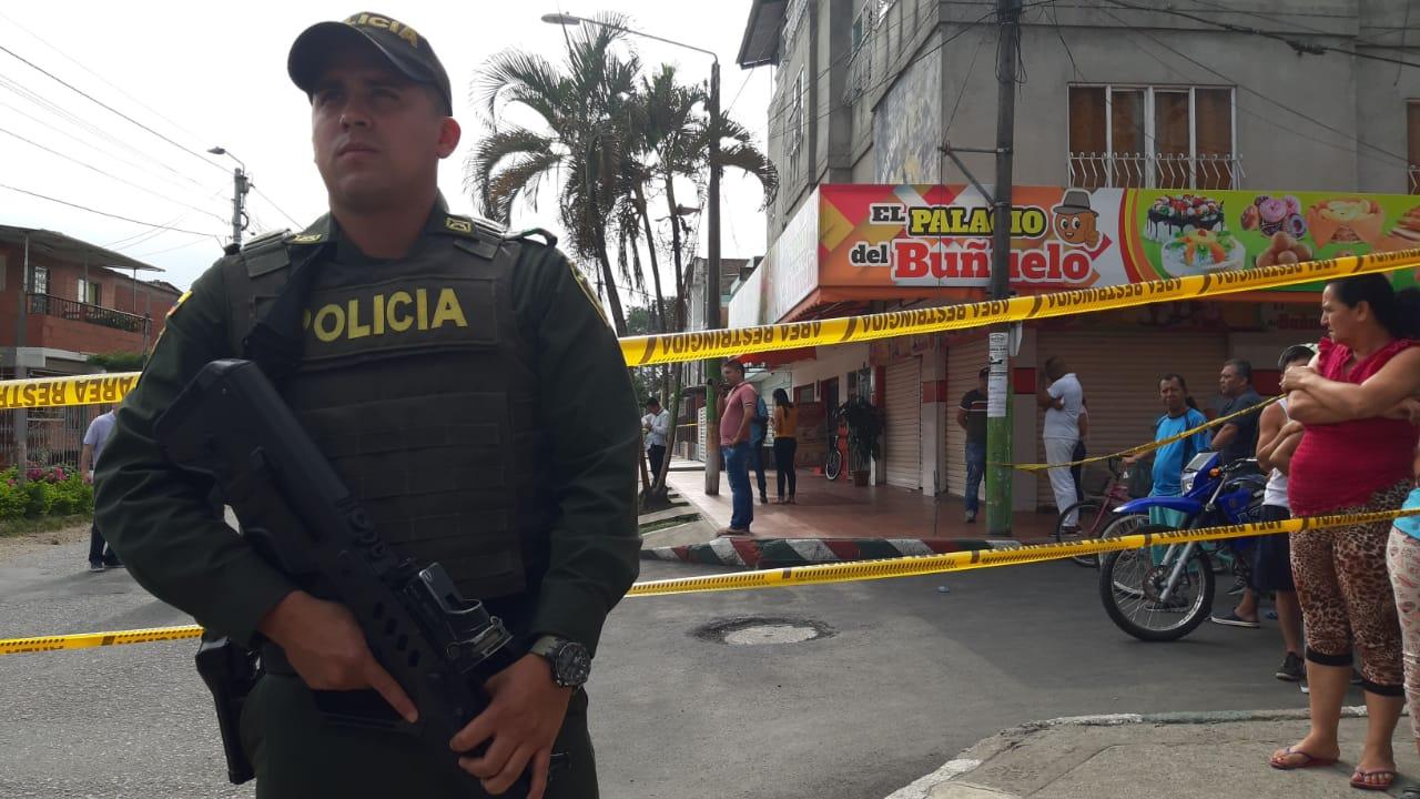 Preocupación por atentados sicariales en Candelaria- Valle