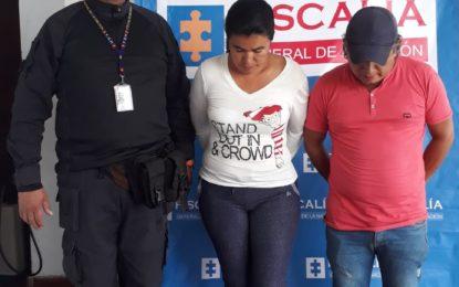 Capturan a pareja de esposos por detrimento económico en Buenaventura