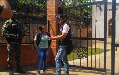 Capturados dos presuntos integrantes de la banda Los escoltas dedicada al secuestro y la extorsión