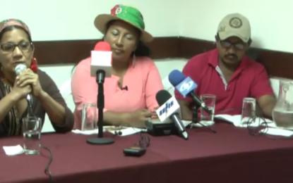 Líderes de la Minga indígena exigen presencia del presidente Duque