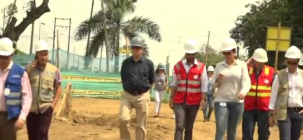 Obra Cali- Jamundí tendrá cambios que garanticen paso de peatones