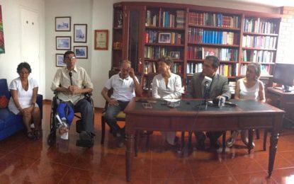 Víctimas de accidente en el Palacio denuncian deficiencia en investigación