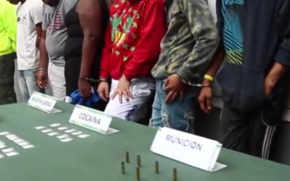 Cárcel para los Africanos dedicados al tráfico de estupefacientes en Cali