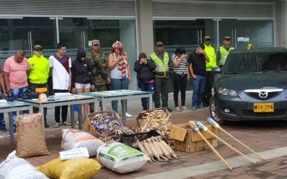 A la cárcel 15 presuntos integrantes de la banda El Tigre, dedicada a homicidios y microtráfico