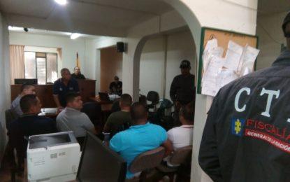 Envían a la Cárcel a 8 policías por supuesto falso suicidio en Ansermanuevo
