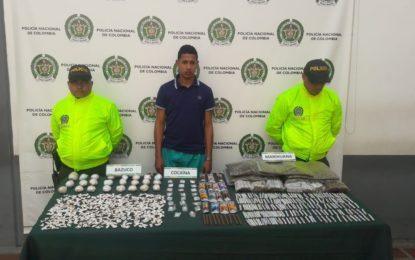 Desmantelada red de distribución de drogas, coordinada, presuntamente, por un Venezolano