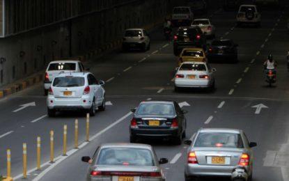 A partir de hoy cambia el pico y placa para vehículos y taxis en Cali
