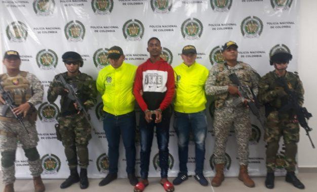 Capturado alias «Lalo» en Bogotá