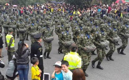 Cierres viales por desfile del 20 de Julio en Cali