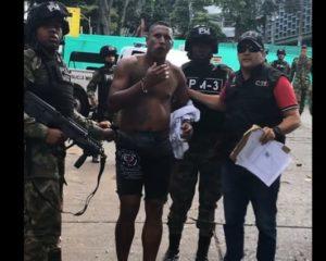 Capturado presunto líder de la banda criminal Los Güeros en Cali