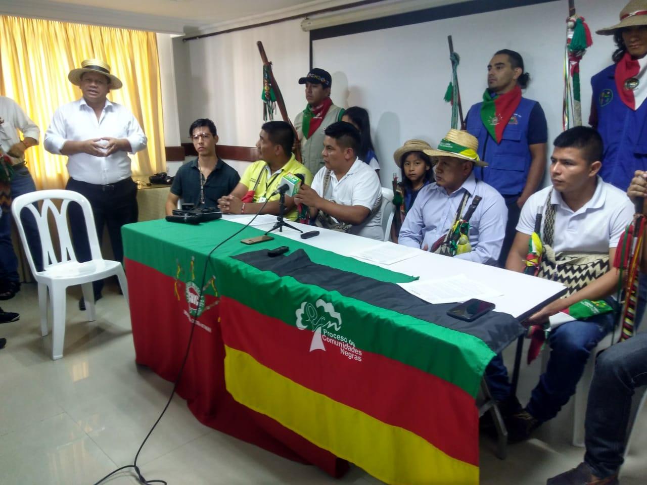 El Cauca se encuentra en emergencia humanitaria