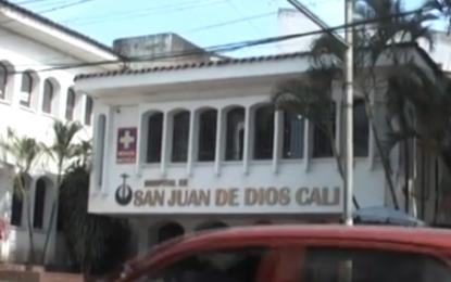 A 776 trabajadores del Hospital San Juan de Dios no les pagan sus salarios