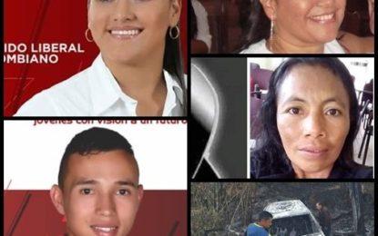 Fiscalía prioriza investigación por masacres en Cauca