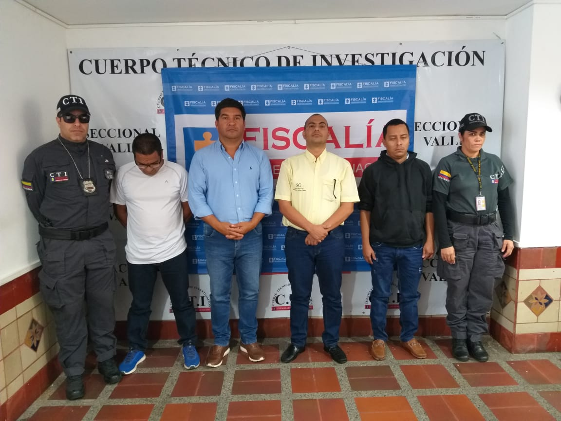Envían a la cárcel al alcalde de Calima–Darién